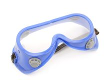 Protective goggles Stock Photography