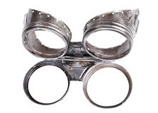 Protective goggles Royalty Free Stock Photo
