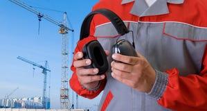 Free Protective Headphone Stock Photos - 16126903