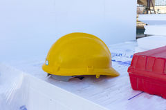 Protective helmet Royalty Free Stock Photography