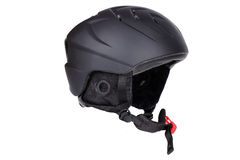 Protective helmet for ski Stock Photo