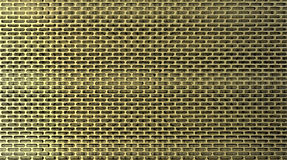 Protective mesh (for microphones and speakers) Stock Photo