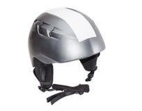 Protective ski helmet Stock Photos