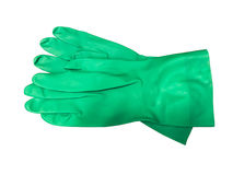 Protective work gloves Royalty Free Stock Images