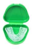 Protector de boca Fotografía de archivo