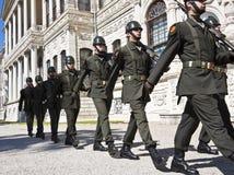 Protector de honor turco Foto de archivo