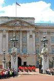 Protector de la reina Imagen de archivo libre de regalías