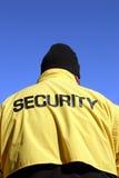 Protector de seguridad Fotografía de archivo libre de regalías