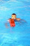 Protector de vida Imagen de archivo libre de regalías