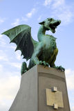 Protector del dragón Imagen de archivo