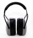 Protectores auriculares Imagens de Stock
