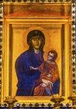 Protectrice Roman People Icon Basilica Santa Maria Maggiore Rome Italy image libre de droits