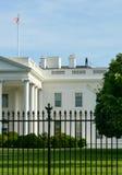 Protegendo a casa branca U S Fiscalização do telhado do serviço secreto Imagens de Stock