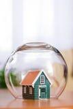 Protegga la vostra casa Immagini Stock