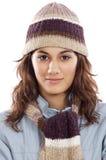 Protegido para o inverno Fotografia de Stock Royalty Free