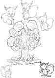 protein Stock Illustrationer