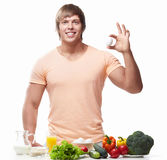 Protein Royalty Free Stock Images