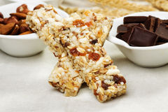 Protein bar Stock Photography