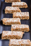 Protein Bars Stock Images