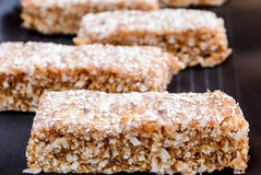 Protein Bars Royalty Free Stock Image