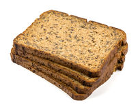 Protein bread isolated Royalty Free Stock Photography