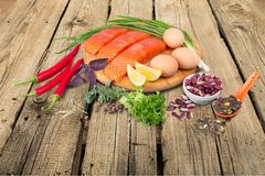 Protein diet Stock Images