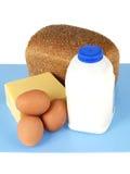 Protein-Nahrungsmittelgruppe Lizenzfreie Stockbilder