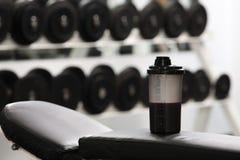 Protein shake Stock Image