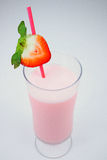 Protein shake. The perfect muscle builder ,protein also promote leanness Stock Photos