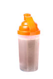 Protein shake Royalty Free Stock Photo
