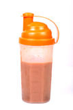 Protein shake Stock Photography