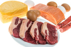 PROTEIN source Stock Images