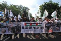 Proteja la Palestina Fotos de archivo