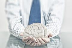 Proteja la salud mental imagen de archivo libre de regalías