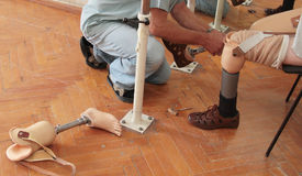 protesi Immagini Stock