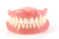 Protesi dentarie. Immagini Stock
