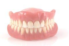 Protesi dentarie. Fotografie Stock