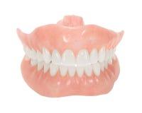 Protesi dentarie Fotografia Stock Libera da Diritti