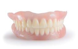 Protesi dentarie Fotografie Stock Libere da Diritti