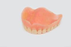Protesi dentarie e corone Immagine Stock