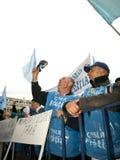 Protest Lizenzfreie Stockbilder