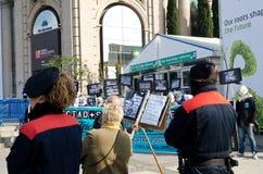 protest Zdjęcia Royalty Free
