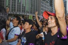 protest Royaltyfria Foton
