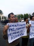 protest Arkivbilder