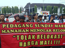 protest Royaltyfri Foto