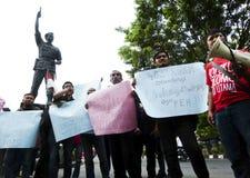 protest Fotografia Royalty Free