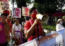 protest Zdjęcie Stock