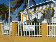 Protest action in Bonaire, Caribbean Stock Photography