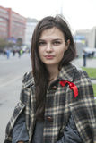 Protest in Moscow 15 September 2012 Royalty Free Stock Photography