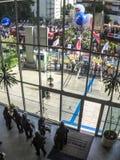 Protest Sampaprev Fotografering för Bildbyråer